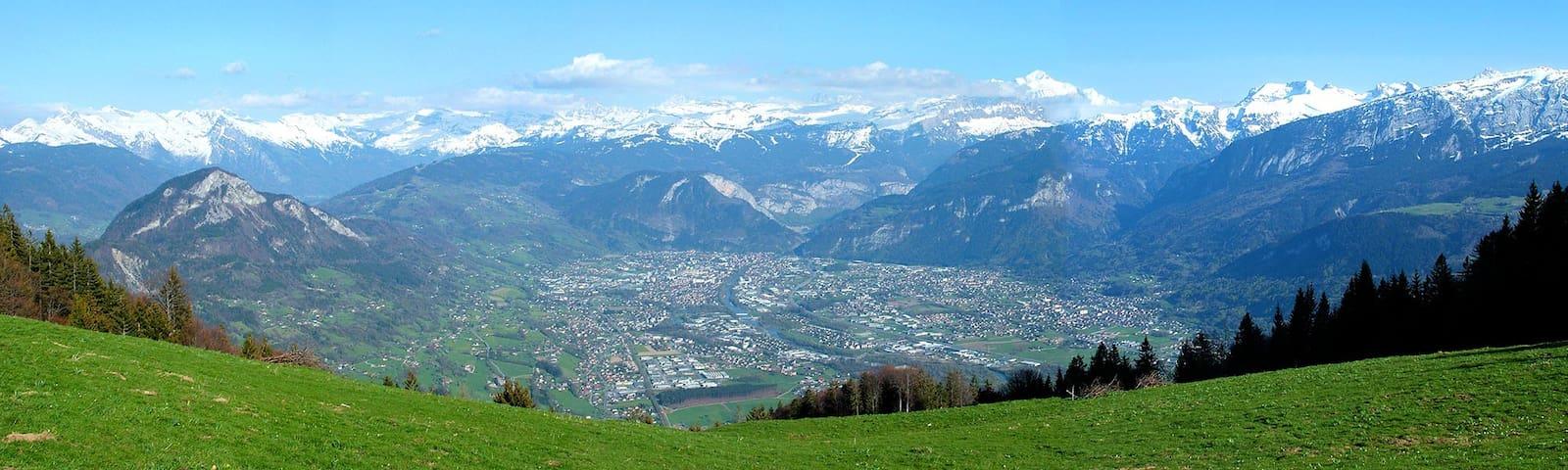 F3 au coeur de la Haute Savoie - Scionzier - Lägenhet