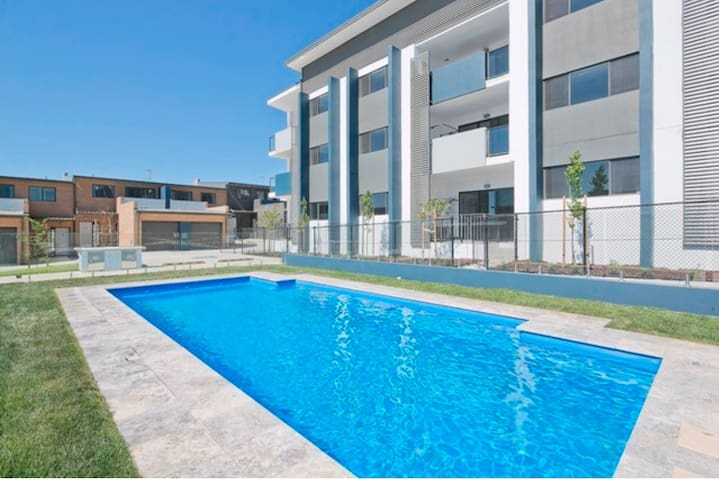 New 2 Bedroom Apartment in Canberra - Coombs, Australian Capital Territory, AU - Departamento