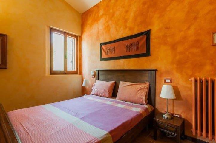 Camera cognac a Casa Branca - Gubbio - Bed & Breakfast