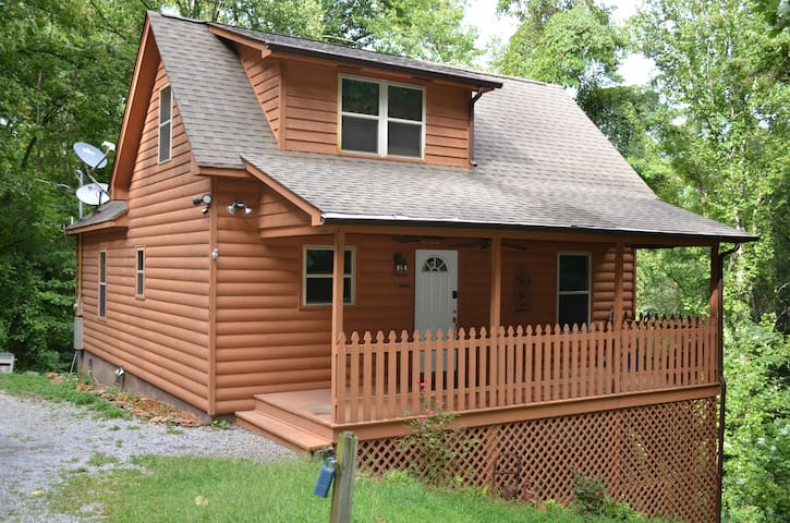 Honeymoon, Private,  Family Fun, Fishing Lake - Sevierville - Zomerhuis/Cottage