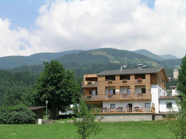Entspannung, Ruhe, Natur pur, Kronplatz, - Issinger Weiher - Apto. en complejo residencial
