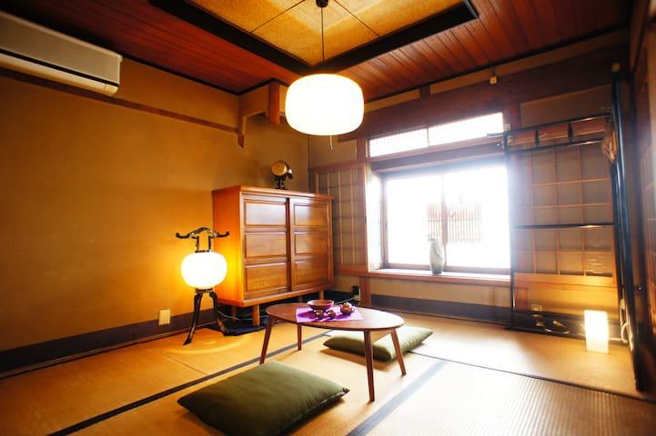 Kyoto Guest House Near Palace/Japanese room 1F - Kamigyō-ku, Kyōto-shi