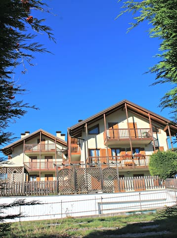 Posizione centrale,a due passi dal lago di Serraia - Baselga di Piné - Leilighet