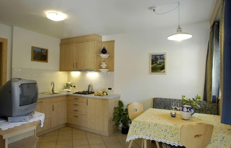 Appartamento Montanara tipo A in Alta Badia - San Cassiano - Appartement