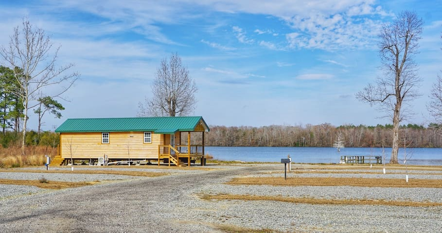 Greene's Pond Mini Cabin - Elizabethtown - Stuga