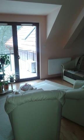 New flat in quiet area - Veszprém - Daire