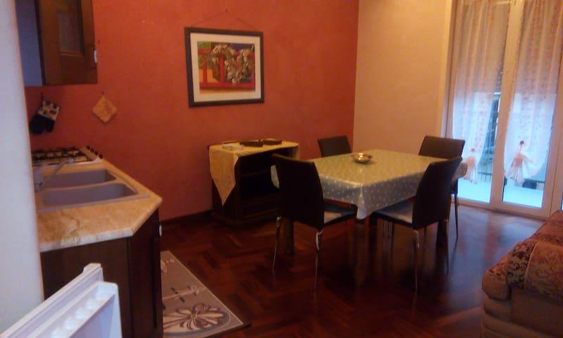 Nice apartament close a canter of Termini Imerese - Termini Imerese - Appartement