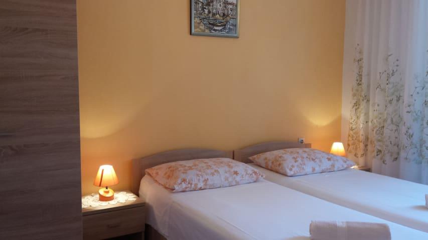 Rooms Frano 1/2 - MLJET island - Dubrovnik - Hus