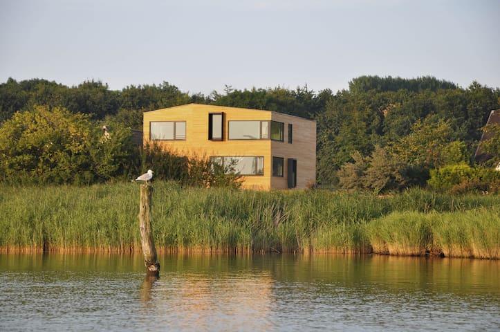 Fjordhaus an der Schlei, Kappeln, 6 Personen - Kappeln - Leilighet