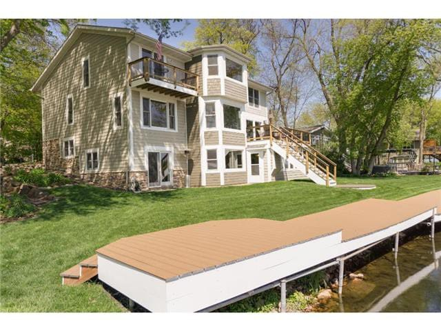 Enjoy Breathtaking Views ON Lake Minnetonka! - Mound - Huis