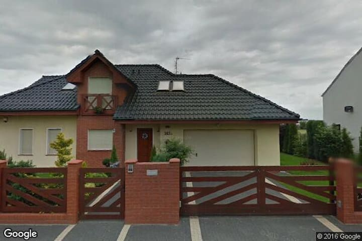 Modern house near to the airport - Poznań - Ev