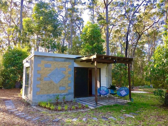 The Aussie Bush Cabin - Doonan - Kulübe