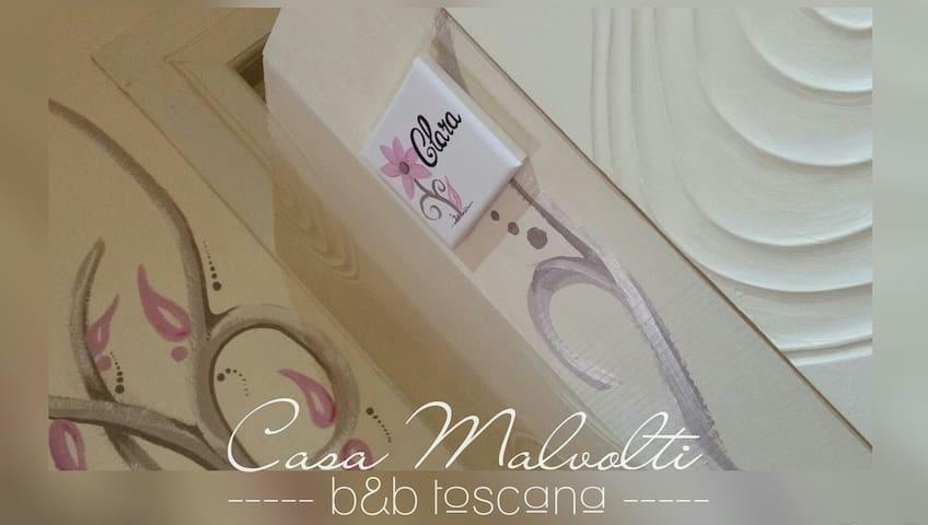 Camera CLARA con bagno privato - Castelfranco di Sotto - Bed & Breakfast