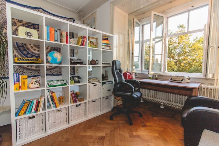 Private room near city centre and parking lot - Konstanz - Departamento
