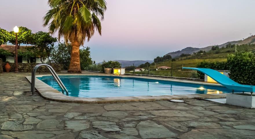 Quinta da Padrela winery House - Barcos - Vila