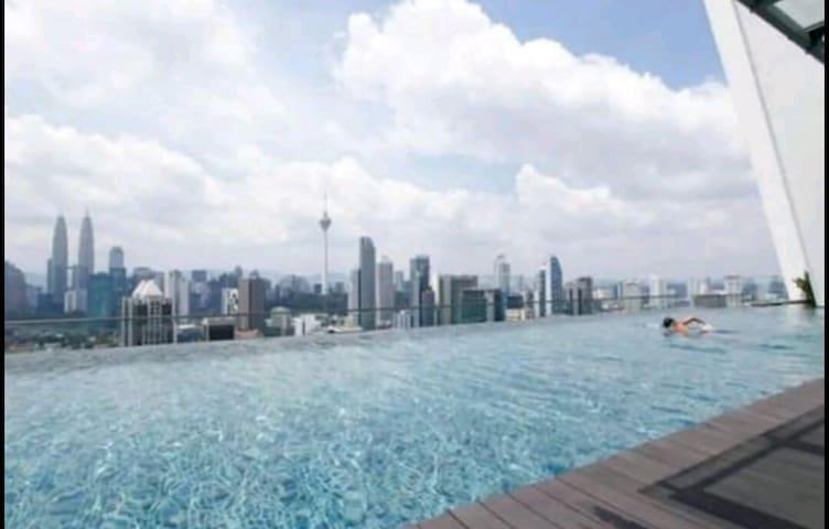 Amazing view of Kuala Lumpur - Kuala Lumpur
