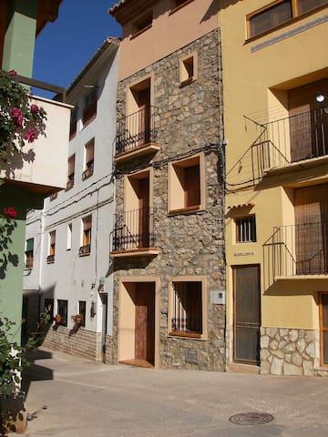 Casa Vista Alegre cerca de Valencia - Caudiel - Huis