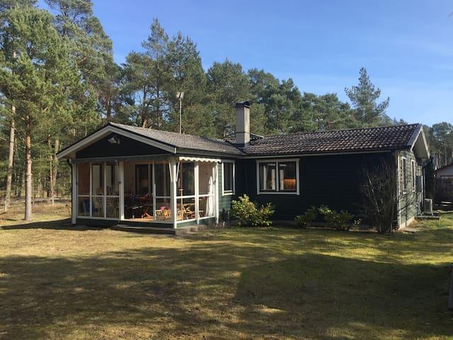 Hus nära havet i Yngsjö - Kristianstad Ö - Квартира
