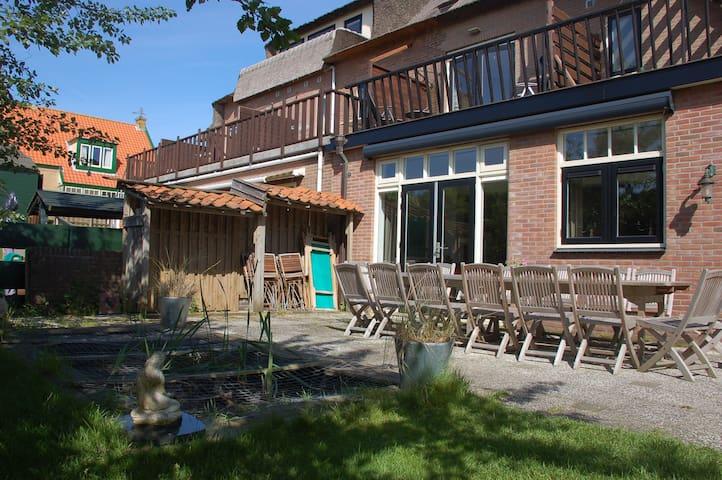 Strandvilla Flore - Bergen aan Zee - Leilighet