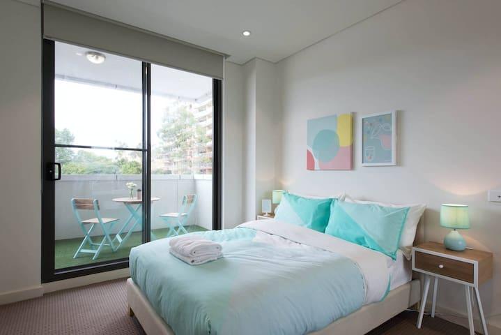 BRAND NEW APARTMENT - Homebush Residence - Homebush