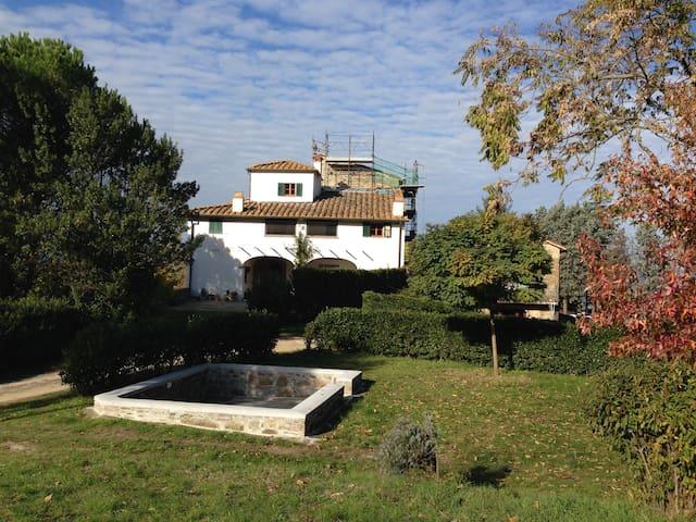 Charming Tuscan Country Home - Rufina, Firenze - Departamento