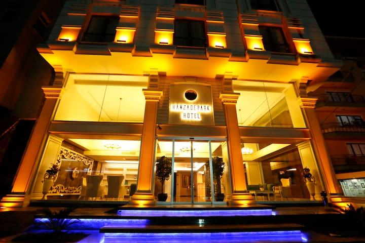 TESİS ADI : HANZADEPARK HOTEL   *** - Akçaabat - 其它