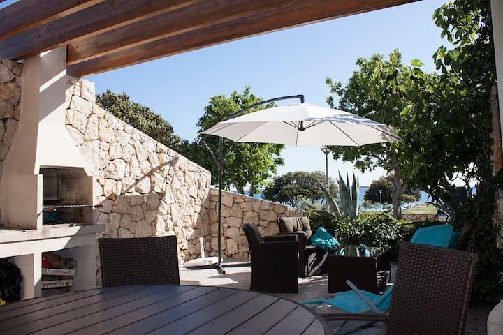 Beautiful apartment by the sea - Gajac