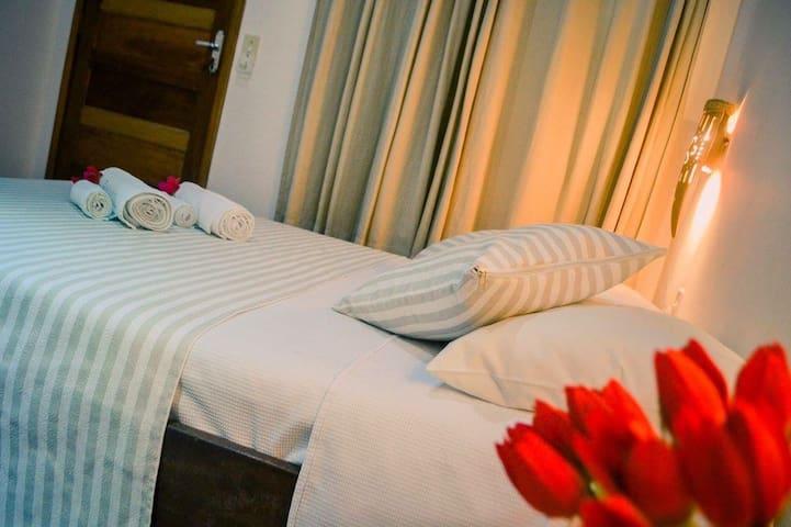 Pousada Manay Suíte (04) - Jericoacoara Beach - Bed & Breakfast