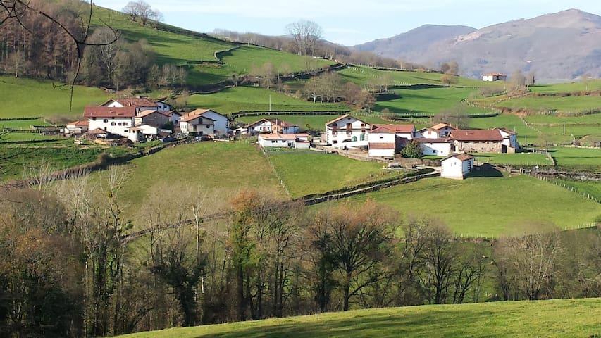 Casa rural Barazabal - Baztan - Gorostapolo - Casa