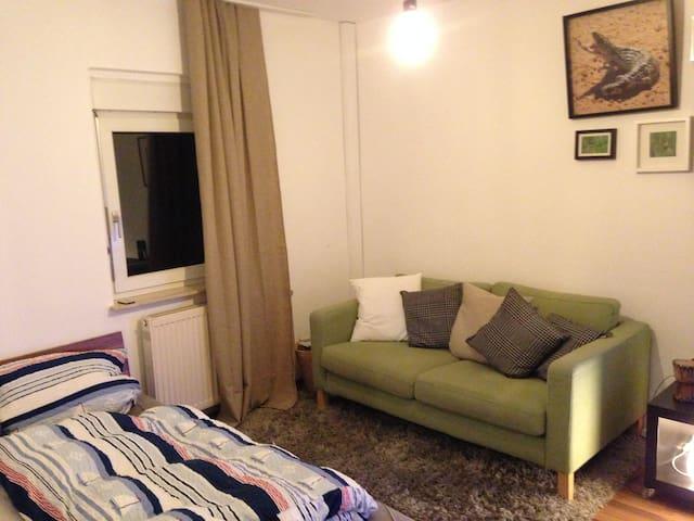 Möbliertes Zimmer in Bestlage - Ingolstadt - Ev