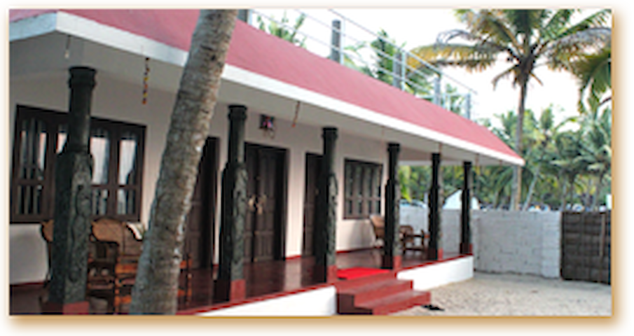 Beach view home stay with delicious homely food - Mararikulam - Bed & Breakfast