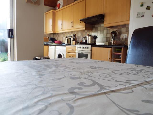 Stunning double room with breakfast - Clonee - Ev