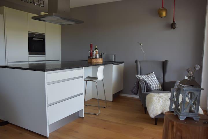 ++Whirlpool++ Moderne Luxuswohnung im Grünen - Weilheim in Oberbayern - 公寓