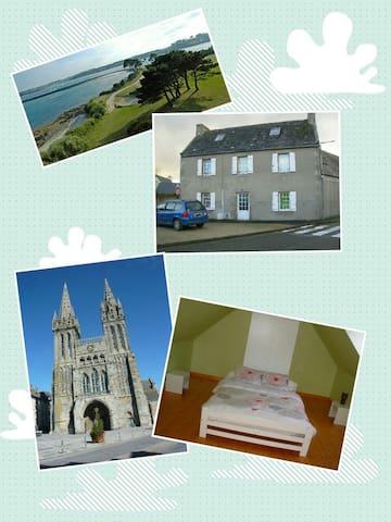 Joli appartement entre ville et mer - Saint-Pol-de-Léon