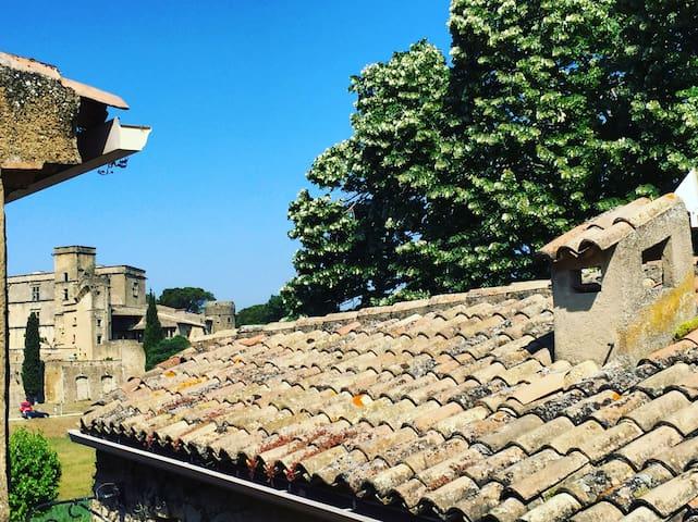 Magnifique Duplex + rooftop au cœur du village - Lourmarin