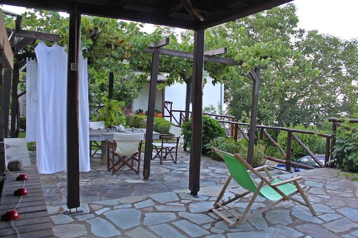 Villa Katia - Pouri - Leilighet