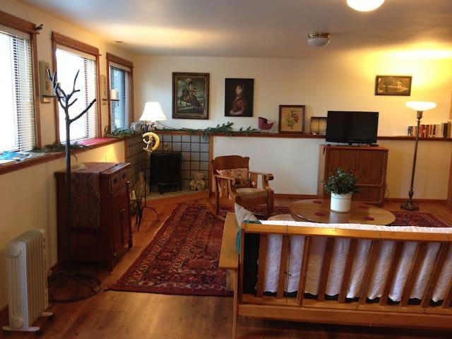 Tess's Guest House at North Beach - Порт-Таунсенд - Квартира