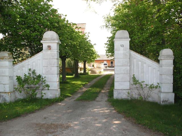 Enkeltværelse på Hanemosegård (9) - Toreby - Huis