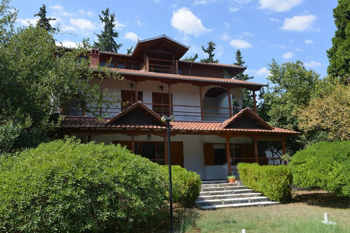 Villa Vanda - ideal for family vacations! - Leptokarya