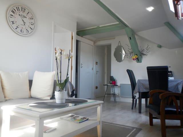 A 2 pas du Vieux Bassin - Honfleur - Condomínio