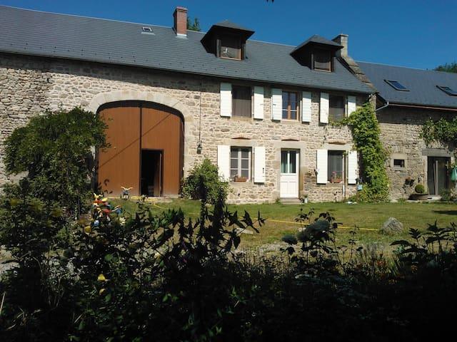 Grand Mouly, een hemeltje op aarde - Saint-Gervais-d'Auvergne - Ev