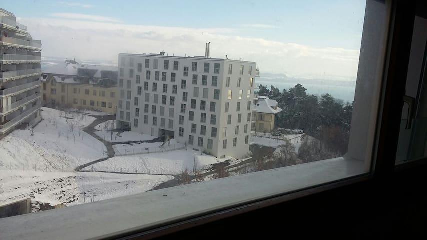 Superbe vue ! - Neuchâtel - Appartement