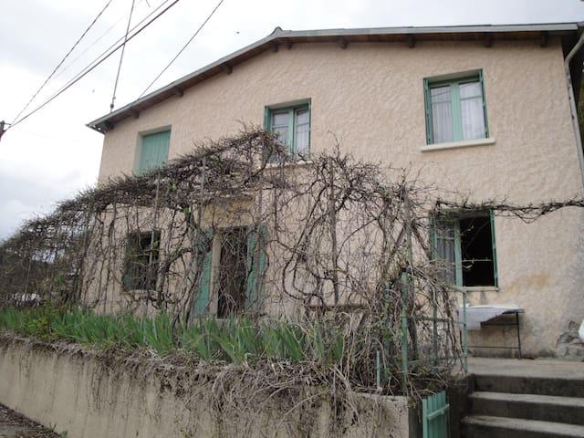 Le Mas du Hussard - Sainte-Colombe - Huis