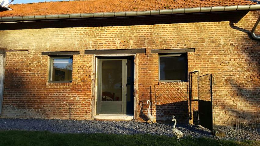 Appartement au calme à la campagne - Domart-sur-la-Luce - Lägenhet