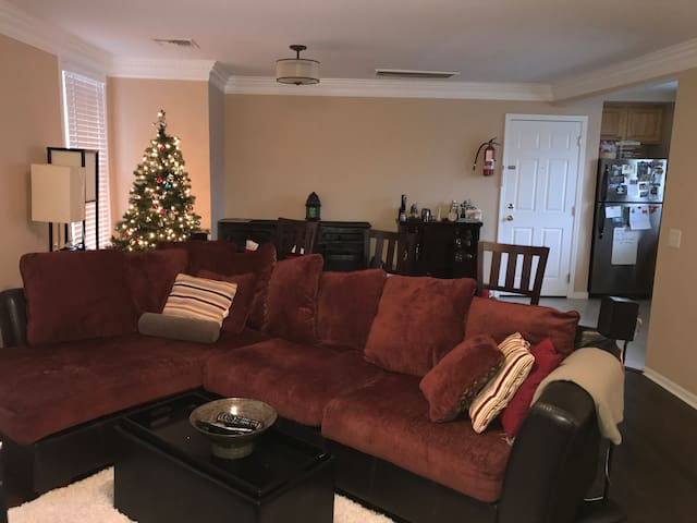 Modern apartment/private room 35 mins to NYC - Maplewood - Huoneisto