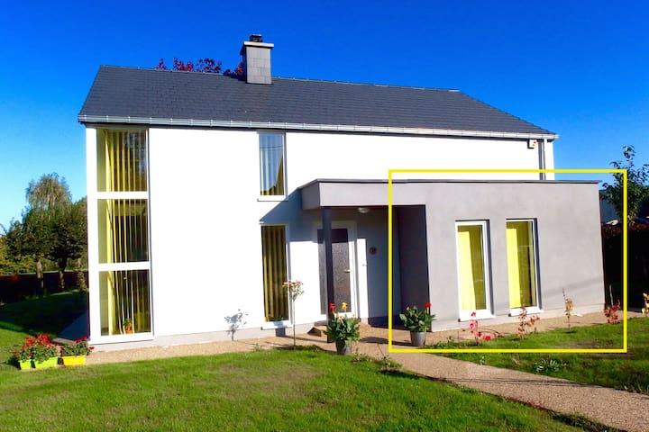 Studio au coeur de la Famenne ! Construction 2015 - Marche-en-Famenne - Lägenhet