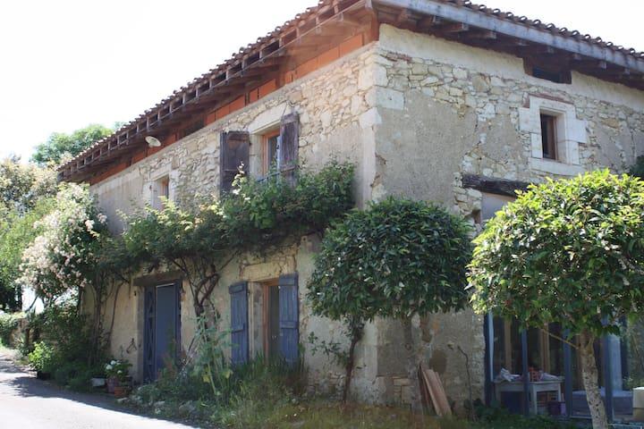 Maison de campagne - Ordan-Larroque - Hus