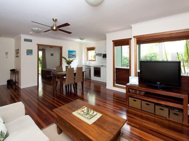 Peaceful Retreat in Noosa Resort - Noosaville - Apartamento