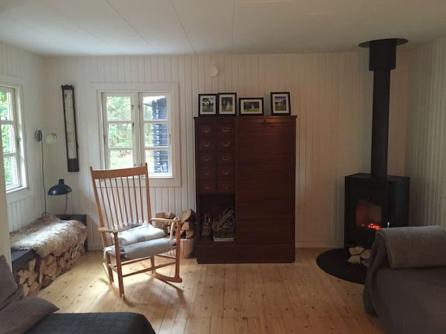 Charming summer house near Tisvilde and Liseleje - Frederiksværk
