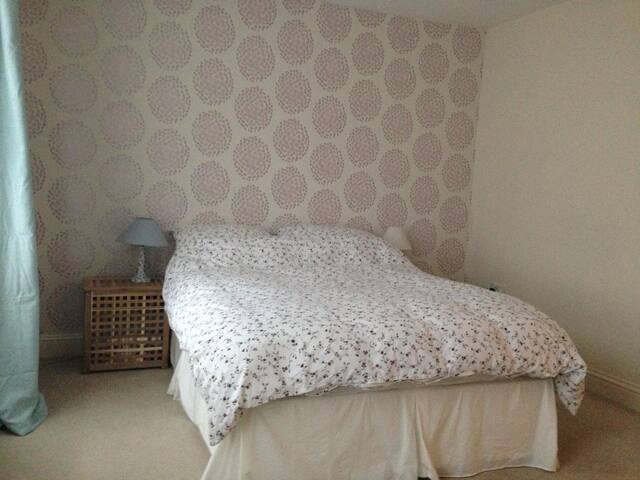 Spacious, 2 bed flat in a quiet Oxford street - Oxford - Appartement